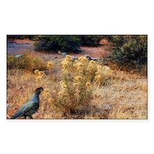 quail Decal