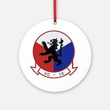vc-10 Round Ornament