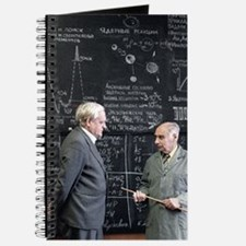 Vorobyev and Flyorov, Soviet physicists Journal