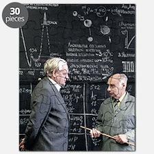 Vorobyev and Flyorov, Soviet physicists Puzzle