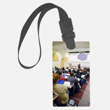 University lecture Luggage Tag