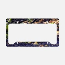 cottontail bunny License Plate Holder