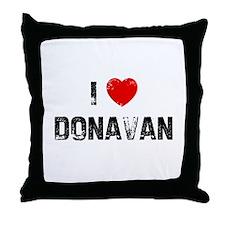 I * Donavan Throw Pillow