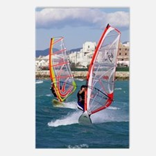 Windsurfing Postcards (Package of 8)