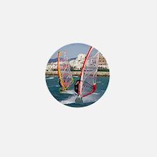 Windsurfing Mini Button