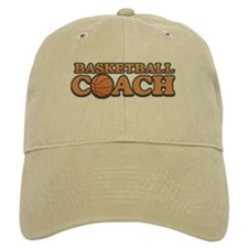 Basketball Coach Baseball Cap