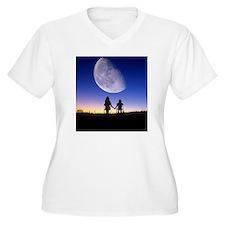 Waning gibbous mo T-Shirt