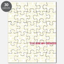 You are my Obsession Puzzle