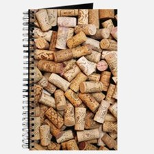 Wine bottle corks Journal
