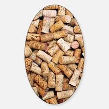 Wine bottle corks Decal