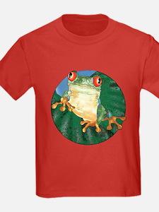 Tree Frog T