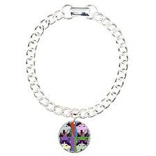 Husky Pop Art Bracelet