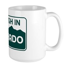 CO - Colorado Mug