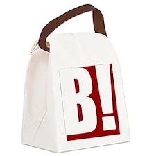 BANGWAVE LOGO  Canvas Lunch Bag