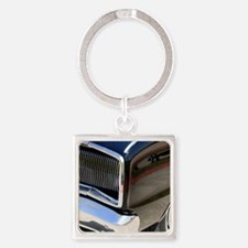 charger nose Square Keychain