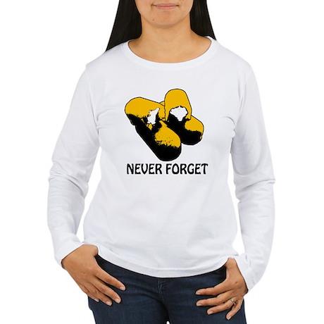 Twinkies Never Forget Women's Long Sleeve T-Shirt
