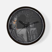 ttro_l_cutting_board_820_H_F Wall Clock