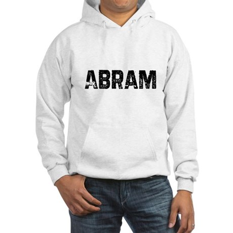 Abram Hooded Sweatshirt