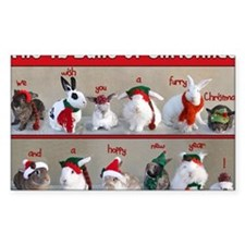 Twelve Buns of Christmas Decal