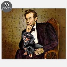 Lincolns Dachshund (BT) Puzzle