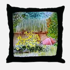 Chrystal Lake Throw Pillow