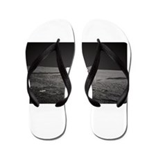 Walk on The Moon Flip Flops