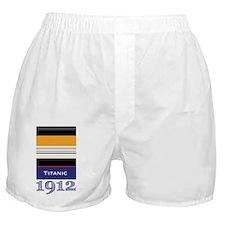 Titanic Graphic Boxer Shorts