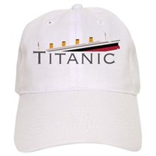 Sinking Titanic Baseball Cap