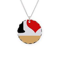 I heart Twinkies Necklace
