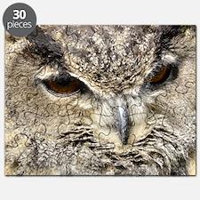 Eurasian Eagle Owl Puzzle