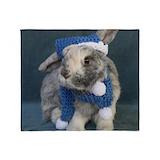 Bunny christmas Blankets