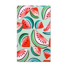 watermelons Rectangle Car Magnet