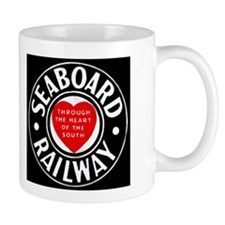 Seaboard Railway Small Mug