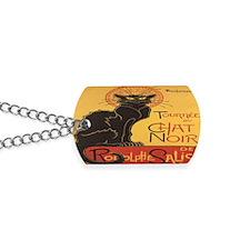 Le Chat Noir Dog Tags