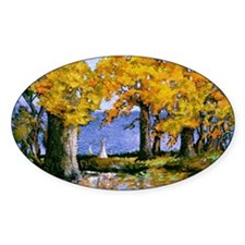 Indian Autumn Remembered Decal