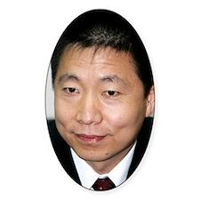 Yang Liwei, China's first astronaut Decal