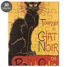 Le Chat Noir Puzzle