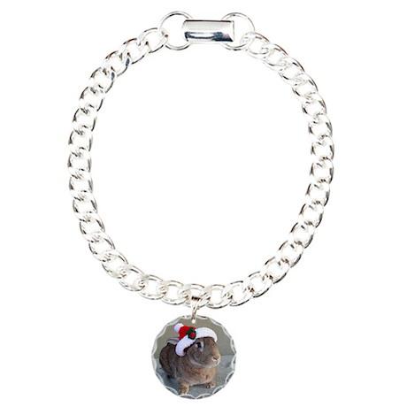 OzzyOrnament Charm Bracelet, One Charm