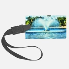 park fountain Luggage Tag