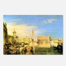William Turner Venice Postcards (Package of 8)