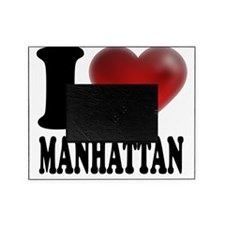 I Heart Manhattan Picture Frame
