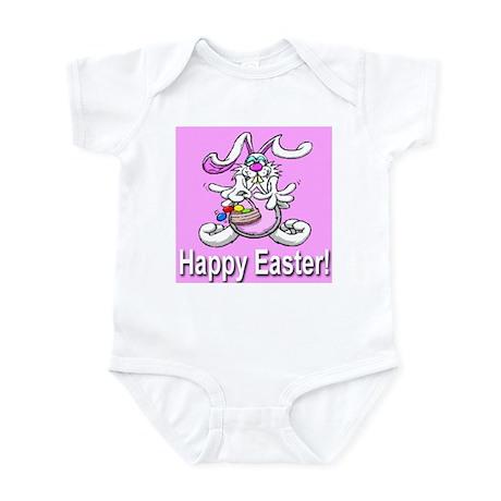 Happy Easter Bunny Infant Bodysuit