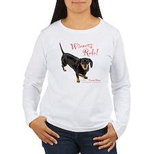 Wieners Rule T-Shirt