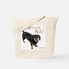 Wieners Rule Tote Bag