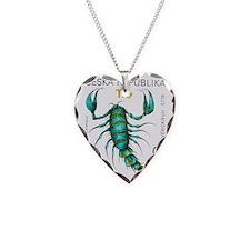 1999 Czech Republic Scorpio P Necklace