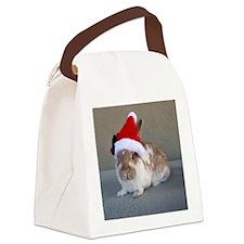OliverOrnament Canvas Lunch Bag