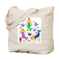 Mermaids Tote Bag