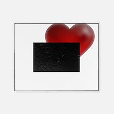 I Heart Montserrat Picture Frame