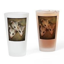 Possum BSnuttles Drinking Glass