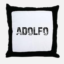 Adolfo Throw Pillow